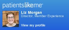 PatientsLikeMe member LizMorgan