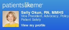 PatientsLikeMe member MollyCotter